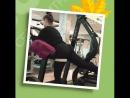 Упражнения для ягодиц от Оксаны Даниловой.