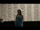 """Лена Даниленко. Моцарт. Ария Церлины из оперы """"Дон Жуан"""""""