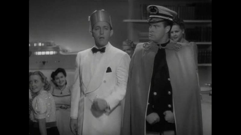 Bing Crosby Bob Hope Captain Custard