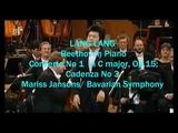 Lang Lang, Beethoven, Piano Concerto No. 1 in C major, Op. 15 , sheet music