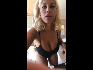 Brazzers porno star Bridgette B live instagram