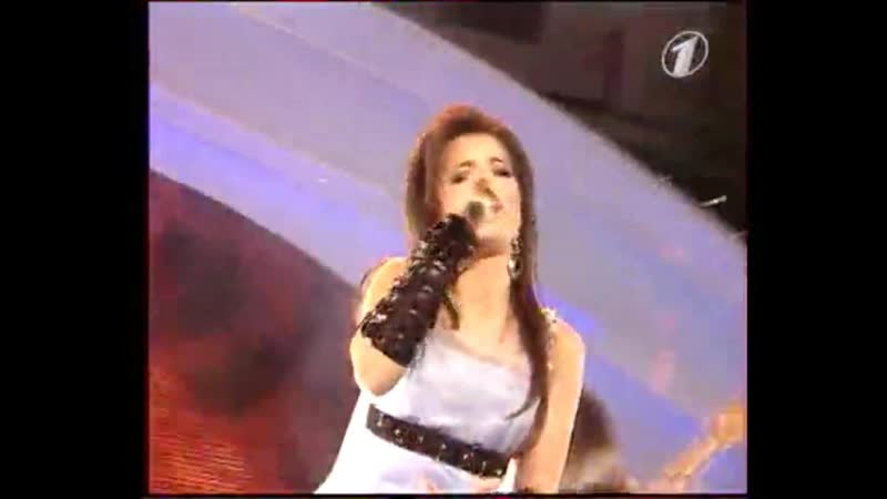 Ани Лорак - The Dream of Brighter Day (ESC NF 25-02- 2008)