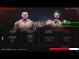AGT - WWE 2K19ИГРАЕМ В UNIVERSE MODE (ПРОХОДИМ ПЕРВОЕ PPV - BACKLASH и RAW!) ЗАПИСЬ ОТ 17.10.18
