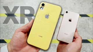 iPhone XR DROP Test! Durability Beast!
