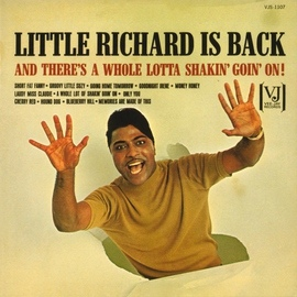 Little Richard альбом Little Richard Is Back (And There's A Whole Lotta Shakin' Goin' On!)