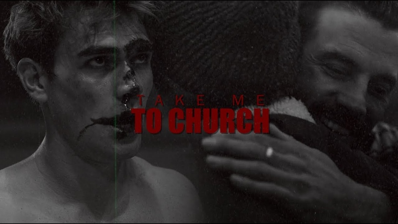 ❖ Riverdale [Take me to church]