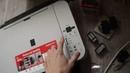 как запустить сканер на принтере Canon Pixma MP250 с неисправными картриджами