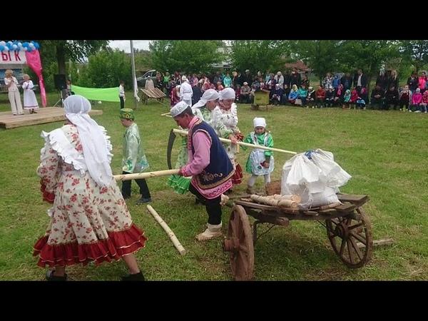Семык пайрем. История возникновения деревни Большая Шия(часть 1) 10 июня 2018 г.