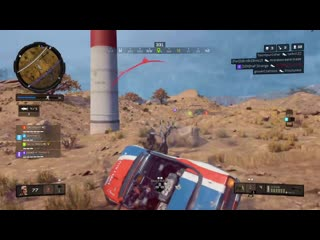 2 wheeled muscle car kill, luck or just pure skill? black ops 4