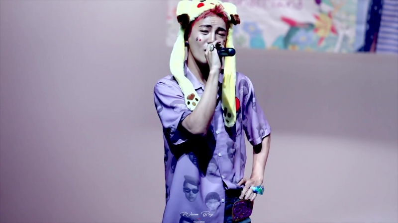 FANCAM | 17.06.18 | Donghun (DESSERT) @ 4th fansign Incheon Media Center