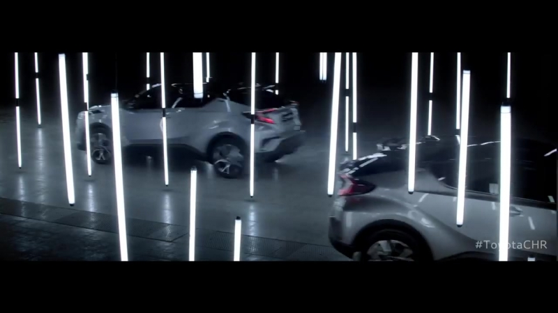 New Toyota C-HR - The Coupé That Reinvents Crossovers