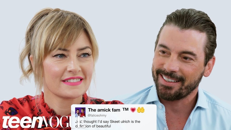 Riverdales Skeet Ulrich and Mädchen Amick Compete in a Compliment Battle | Teen Vogue