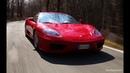 Ferrari 360 Modena - Драйверские опыты Давида Чирони