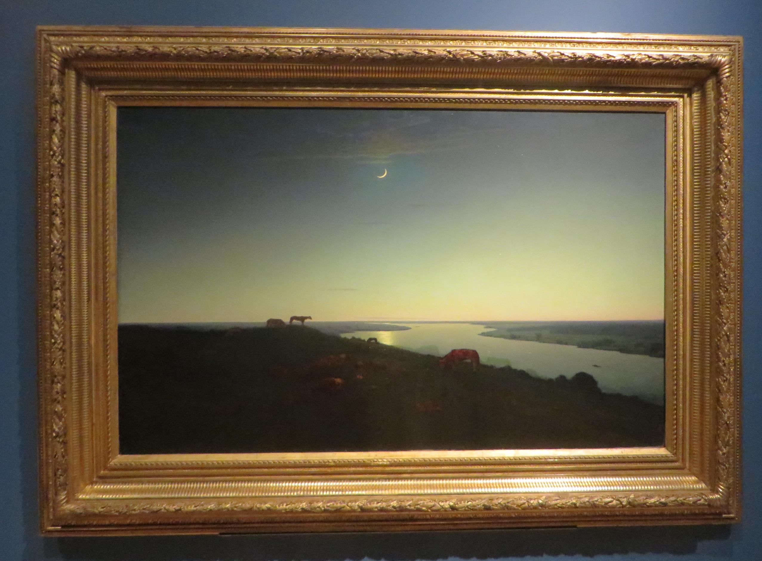 картины куинджи фотогалерея севастополь