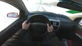 2008 Hyundai Getz 1.4L (97HP) G4EE POV TEST DRIVE