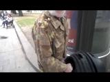 Это видео снято в Украине