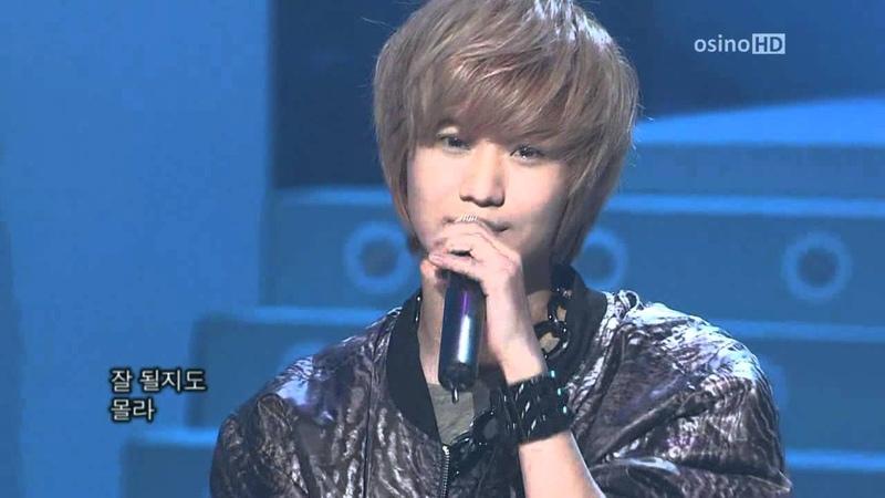 [10.12.12] SHINee - Hello [HD]