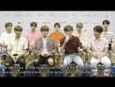 [РУС.СУБ.] NCT 127 Talk Empathy Love For Fans More! - Exclusive Interview