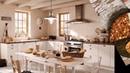 Кантри стиль Деревенский дизайн кухни