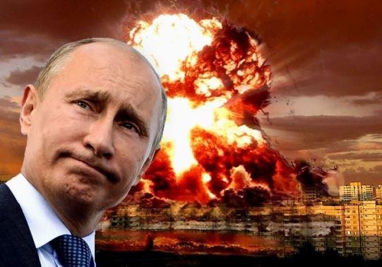 «Мы попадем в рай, а они — просто сдохнут»-ещё одна крылатая фраза Путина.
