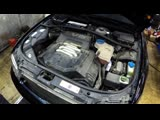 Чем V6 лучше 1.8Т Тех обзор Audi A4 B5 с V6