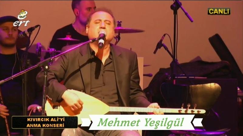 Şükrü Cömert Gül Tükendi BemTükendim Kıvırcık Ali Anma Konseri Canlı Sahne Kaydı 2019