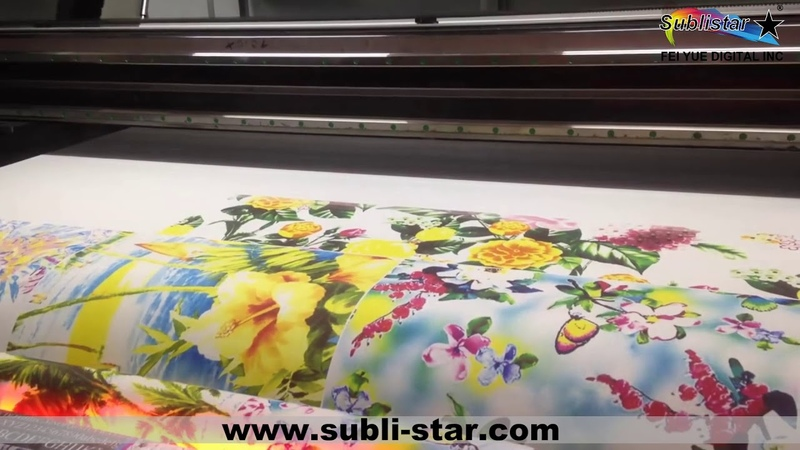Chinese Manufacture Direct to Cotton Fabric Printer