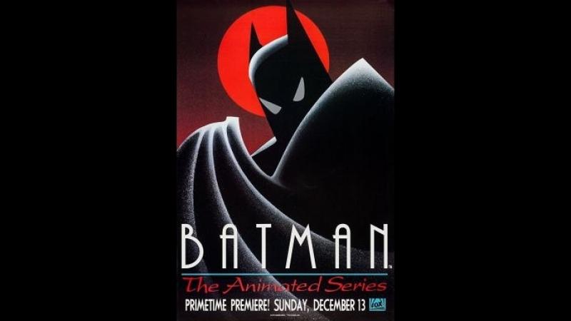 THE BATMAN ANIMATED SEIRES!