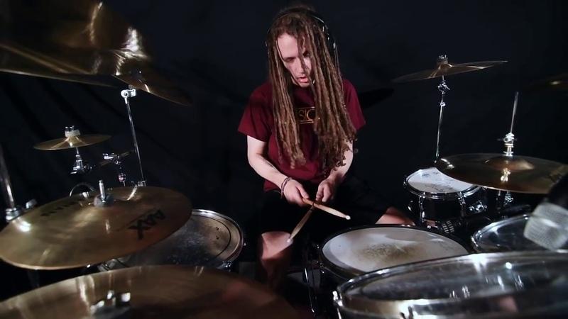 Pouya Fat Nick - Hunnit Hunnit - Drum Cover