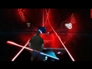 Beat Saber Believer Expert Darth Maul style Believe the power of the dark side First try mp4