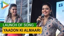 FILM HELICOPTER EELA SONG FROM YAADON KI ALMAARI LAUNCH IN UMANG FESTIVAL