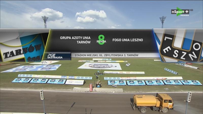 10.06.2018 Grupa Azoty Unia Tarnów - Fogo Unia Leszno