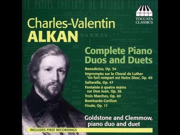 Alkan - Complete Piano Duos Duets