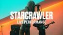 Starcrawler Chicken Woman Live Vevo DSCVR