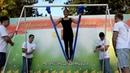 Fly dance танцы в гамаках воздушная гимнастика на грани невозможного Слабонервным не смотреть