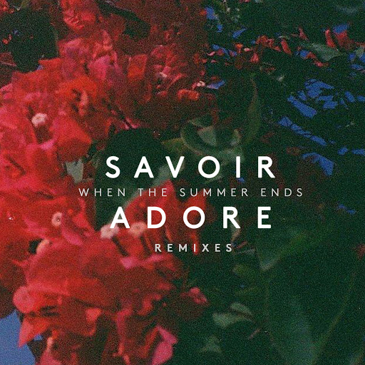 Savoir Adore альбом When the Summer Ends (Remixes)