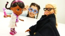 Барби выписали очки - Мультик Барби