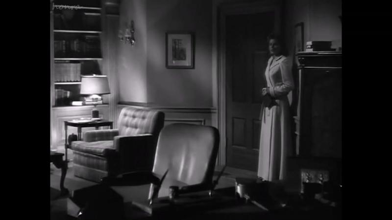 Завороженный Spellbound (1945) Альфред Хичкок нуар, триллер, мелодрама, детектив