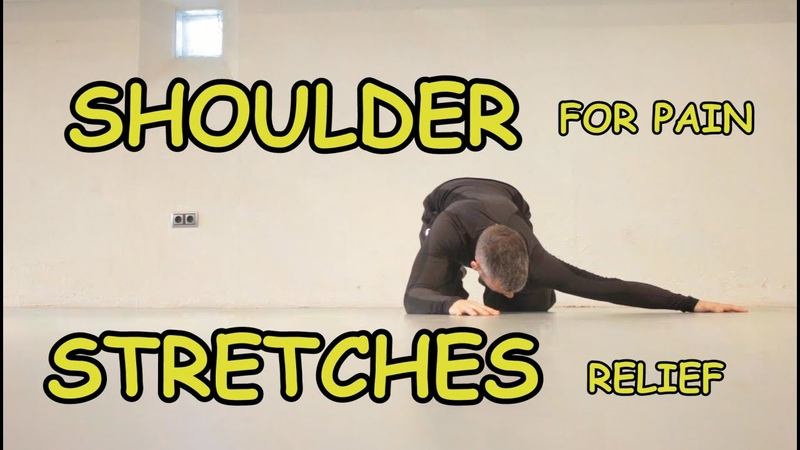 Shoulder Stretches for Pain Relief and Flexibility | Deltoids and Rotator Cuffs