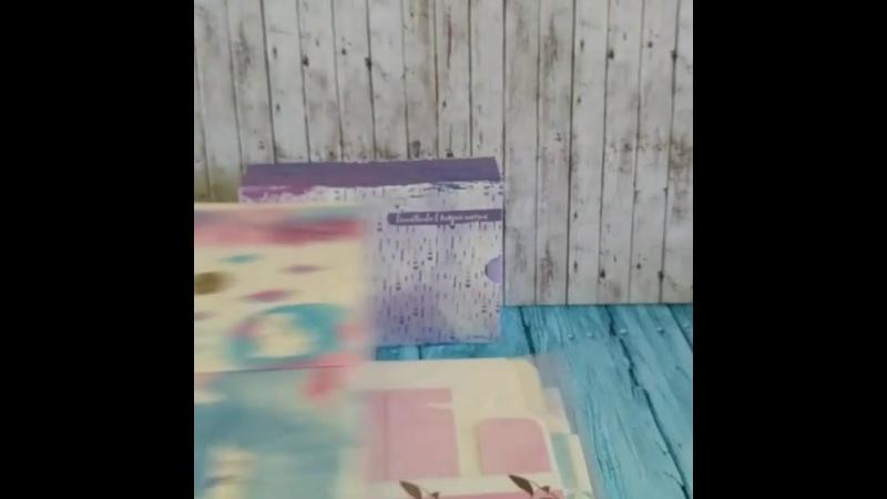 Складные подарочные коробки