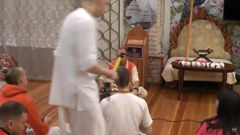 Шримад-Бхагаватам 5.25.9 - Бхакти Ананта Кришна Госвами