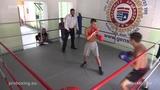 Olegs Asejevs 63,0 kg. VS Sergejs Logins 61,0 kg. proboxing.eu