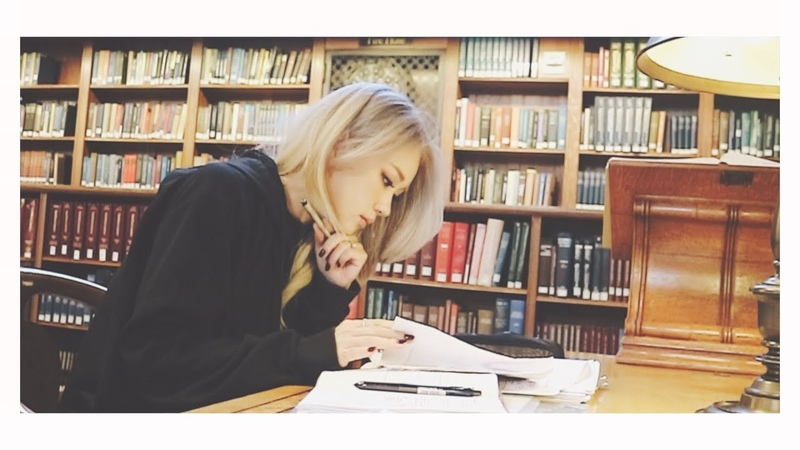 A Calm Study Session at the New York Public Library | 뉴욕 도서관 스터디윗미