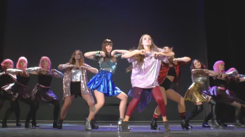 Dance: Kipmob Project – Whatcha Doin' Today (4minute) /AkiCon 2018/