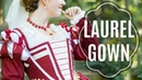 Laurel Gown: 16th century Venetian Dress Diary