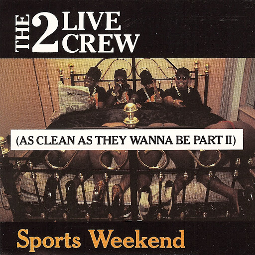 2 Live Crew альбом Sports Weekend (clean)