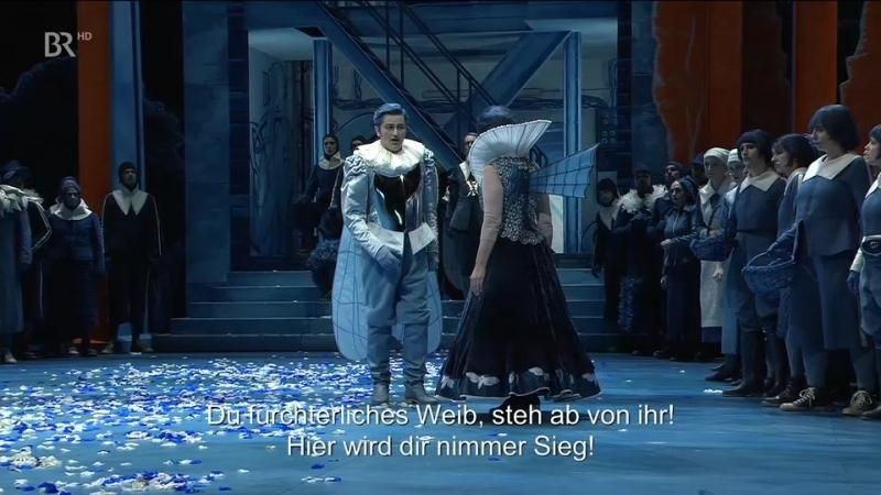 Вагнер Wagner Лоэнгрин Lohengrin Байрейт Bayreuther Festspiele 25.07.2018 (2)