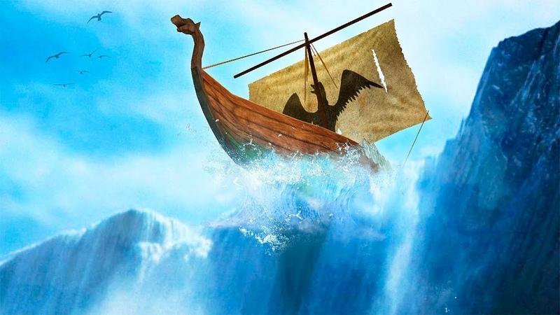 КРАЙ СВЕТА МЫ ЕГО НАШЛИ ЧТО НАХОДИТСЯ В КОНЦЕ КАРТЫ ОТКОПАЛИ КЛАД НА ОСТРОВЕ В SEA OF THIEVES