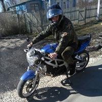 Анкета Алексей Буланов
