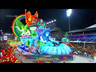 Карнавал 2019 в Сан-Паулу, Бразилия